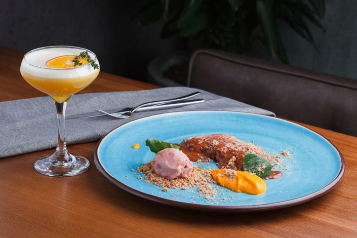 Фуд-фотограф Алена Бут. Фотосъемка блюд и коктейлей