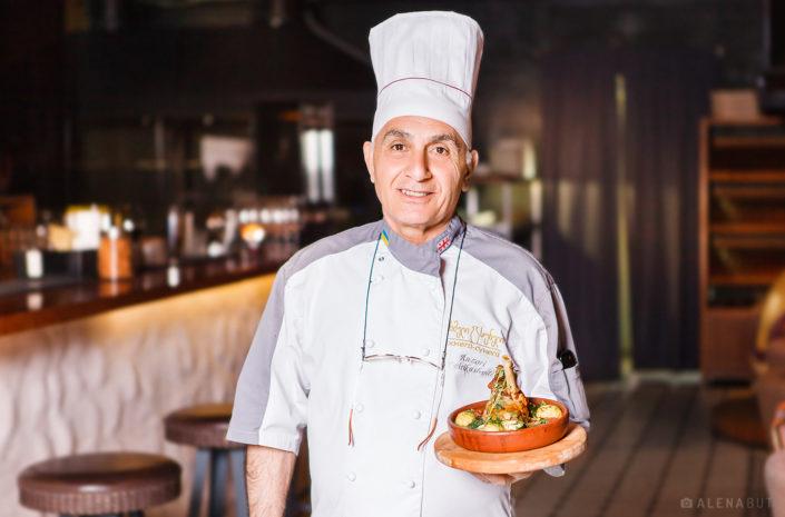 Имиджевая фотосъемка для ресторанов и кафе в Киеве и Украине. Фотограф Алена Бут